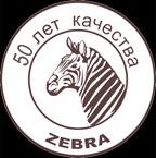 Zebra Rusland