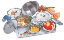 Набор суповых мисок 12-20 см